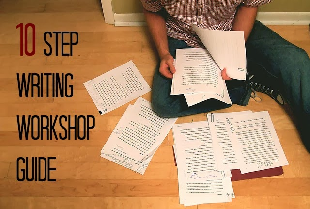 10 easy steps to a writers workshop